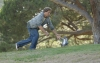 "BEN AND KATE: Ben (Nat Faxon) tries to win a scavenger hunt by capturing a pigeon in ""The Fox Hunt"" episode of BEN AND KATE airing Tuesday, Oct. 9 (8:30-9:00 PM ET/PT) on FOX. ©2012 Fox Broadcasting Co. Cr: Jennifer Clasen/FOX"
