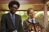 "BEN AND KATE: Ben (Nat Faxon, R) and Tommy (Echo Kellum, L) become door-to-door wine salesmen in the ""Career Day"" episode of BEN AND KATE airing Tuesday, Nov. 13 (8:30-9:00 PM ET/PT) on FOX. ©2012 Fox Broadcasting Co. Cr: Jennifer Clasen/FOX"