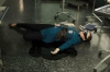 """BONES:  Brennan (Emily Deschanel) is shot while working late at the Jeffersonian lab in the """"The Shot in the Dark"""" episode of BONES airing Monday, Feb. 11 (8:00-9:00 PM ET/PT) on FOX.  ©2013 Fox Broadcasting Co. Cr: Jordin Althaus/FOX"""