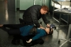 """BONES:  Booth (David Boreanaz, L) finds Brennan (Emily Deschanel, R) after is she shot while working late at the Jeffersonian lab in the """"The Shot in the Dark"""" episode of BONES airing Monday, Feb. 11 (8:00-9:00 PM ET/PT) on FOX.  ©2013 Fox Broadcasting Co. Cr: Jordin Althaus/FOX"""