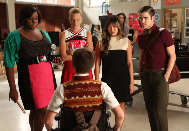 Which Cast Members Of Glee Are Hookup