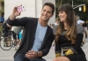 "GLEE: Rachel (Lea Michele, R) meets Brody (Dean Geyer, L) in New York in ""The New Rachel,"" the Season Four premiere episode of GLEE airing on a new night and time Thursday, Sept. 13 (9:00-10:00 PM ET/PT) on FOX.  ©2012 Fox Broadcasting Co. Cr: David Giesbrecht/FOX"