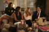 """NEW GIRL:  Schmidt (Max Greenfield, R) pretends to be one of Presidential candidate Mitt Romney's sons to date a beautiful Republican in the """"Fluffer"""" episode of NEW GIRL airing Tuesday, Oct. 2 (9:00-9:30 PM ET/PT) on FOX.  Also pictured L-R: Rebecca Delgado Smith, Anisha Adusumilli and Taryn Southern. ©2012 Fox Broadcasting Co.  Cr: Greg Gayne/FOX"""