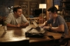 "NEW GIRL:  Nick (Jake Johnson, L) and Schmidt (Max Greenfield, R) discuss their friendship in the ""Models"" episode of NEW GIRL airing Tuesday, Oct. 23 (9:00-9:30 PM ET/PT) on FOX. ©2012 Fox Broadcasting Co.  Cr:  Greg Gayne/FOX"