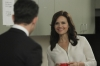 "NEW GIRL:  Carla Gugino guest-stars as Schmidt's corporate boss in the ""Menzies"" episode of NEW GIRL airing Tuesday, Nov. 13 (9:00-9:30 PM ET/PT) on FOX.  ©2012 Fox Broadcasting Co.  Cr:  Patrick McElhenney/FOX"