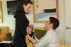 "NEW GIRL:  Schmidt (Max Greenfield, R) begins a ""50 Shades of Grey""- type relationship with his corporate boss (guest star Carla Gugino, L) in the ""Menzies"" episode of NEW GIRL airing Tuesday, Nov. 13 (9:00-9:30 PM ET/PT) on FOX.  ©2012 Fox Broadcasting Co.  Cr:  Patrick McElhenney/FOX"