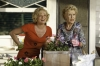 "RAISING HOPE: Virginia (Martha Plimpton, L) gardens with Maw Maw (Cloris Leachman, R) in the all-new ""Throw Maw Maw from the House, Part One"" episode of RAISING HOPE airing Tuesday, Oct. 9 (8:00-8:30 PM ET/PT) on FOX. ©2012 Fox Broadcasting Co. CR: Jordin Althaus/FOX"