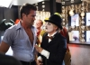 """RAISING HOPE: Burt (Garret Dillahunt, L) and Virginia (Martha Plimpton, R) dress up for Halloween in the all-new """"Don't Ask, Don't Tell Me What To Do"""" episode of RAISING HOPE airing Tuesday, Oct. 30 (8:00-8:30 PM ET/PT) on FOX. ©2012 Fox Broadcasting Co. CR: Patrick Wymore/FOX"""
