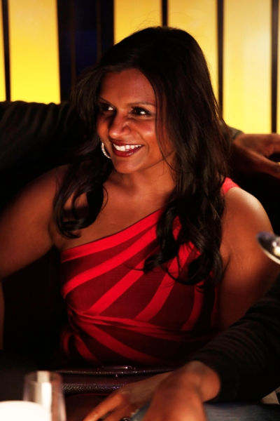 "THE MINDY PROJECT:  Mindy (Mindy Kaling) attends the hottest nightclub in town in the ""In the Club"" episode of THE MINDY PROJECT airing Tuesday, Oct. 9 (9:30-10:00 PM ET/PT) on FOX. ©2012 Fox Broadcasting Co. Cr: Beth Dubber/FOX"