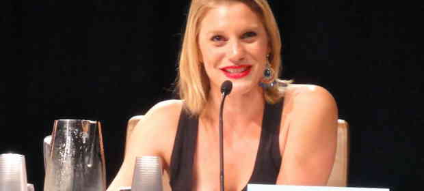 Dragon*Con 2012: Katee Sackhoff on the role of Starbuck on BSG